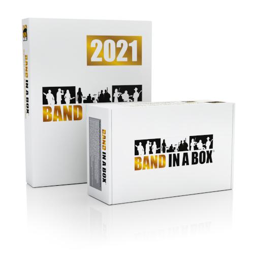 BAND IN A BOX 2021- PREMIERA