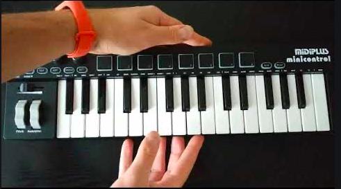 MIDIPLUS- MINICONTROL (UNBOXING)