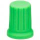 DJ TECHTOOLS- Chroma Caps Encoder Thin- zielony