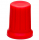 DJ TECHTOOLS- Chroma Caps Encoder Thin- czerwony