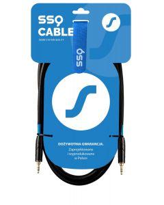 SSQ MiMi3 - kabel mini jack stereo - mini jack stereo 3 metrowy