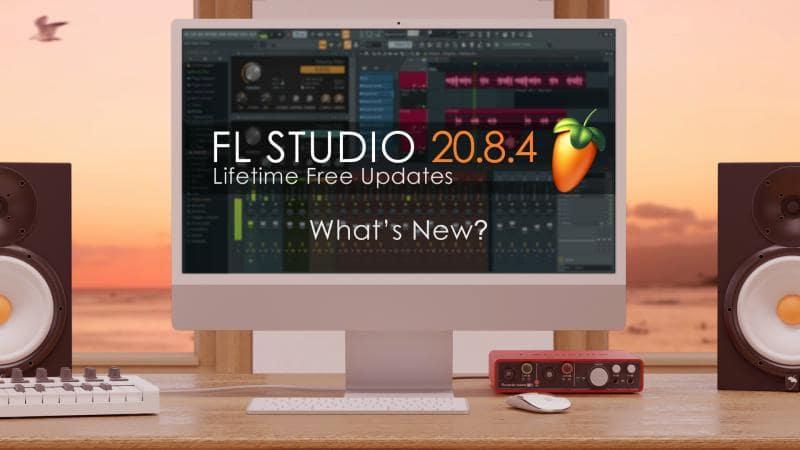 FL Studio 20.8.4 już dostępne!