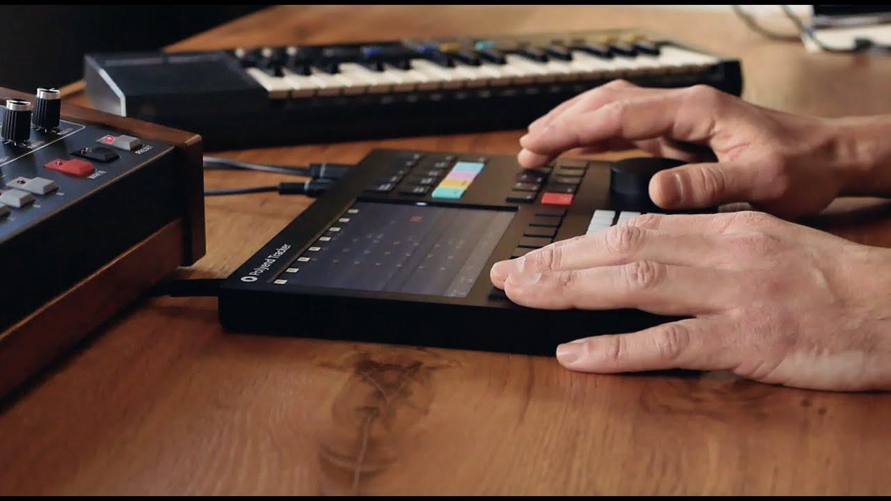 Polyend Tracker jako kompletne studio nagraniowe