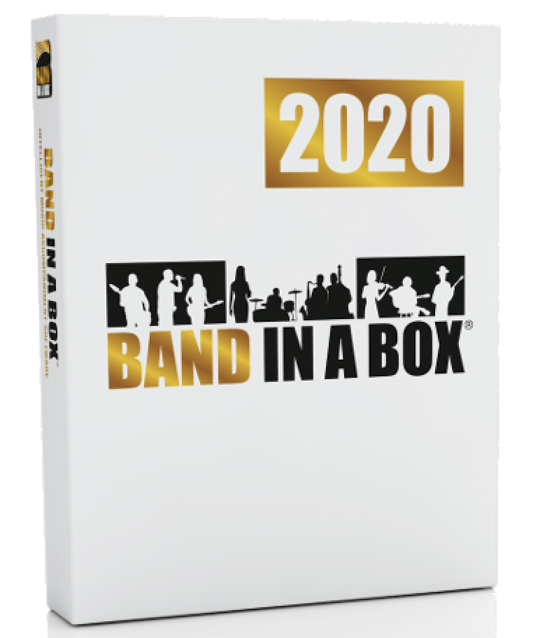 BAND IN A BOX 2020 dla MAC już dostępne!