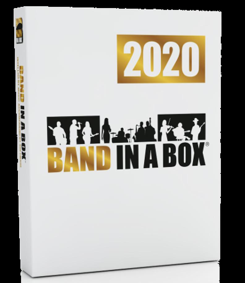 BAND IN A BOX 2020 PL już dostępny!