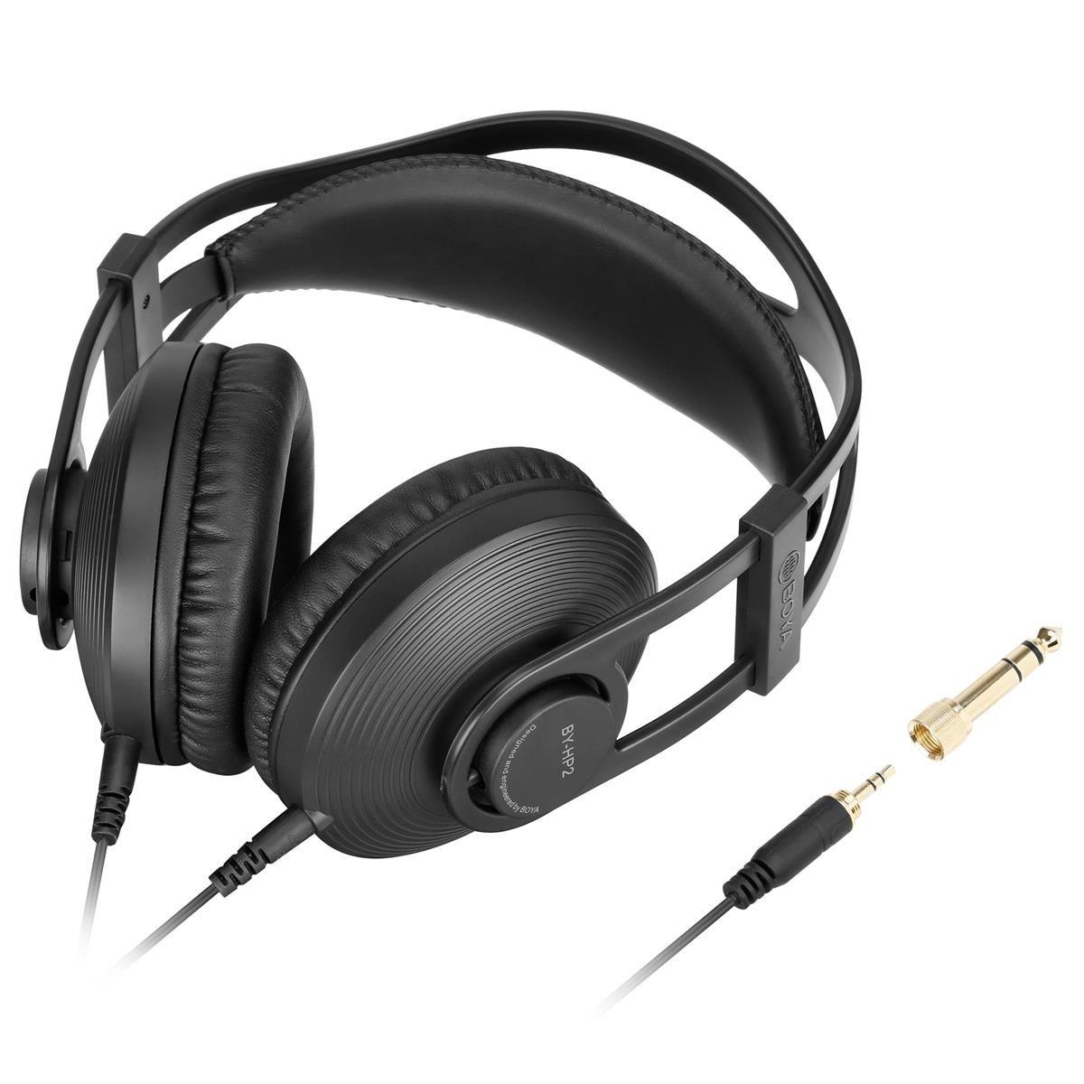 NOWOŚĆ: Słuchawki od BOYA w ofercie SOUND STATION