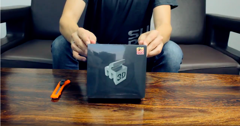 MIDI FIGHTER 3D- Unboxing