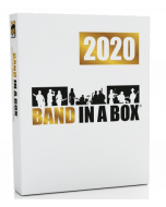 PG Music Band-in-a-Box MegaPAK 2020 dla Mac BOX