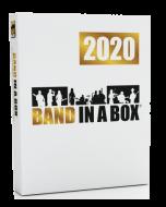 PG Music Band-in-a-Box Pro 2020 dla Mac BOX