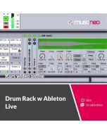 Musoneo - Drum Rack w Ableton Live- Kurs video PL (wersja elektroniczna)