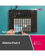 Musoneo - Ableton Push 2 - kurs video PL (wersja elektroniczna)