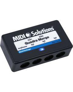 MIDI Solutions- Quadra Merge V2