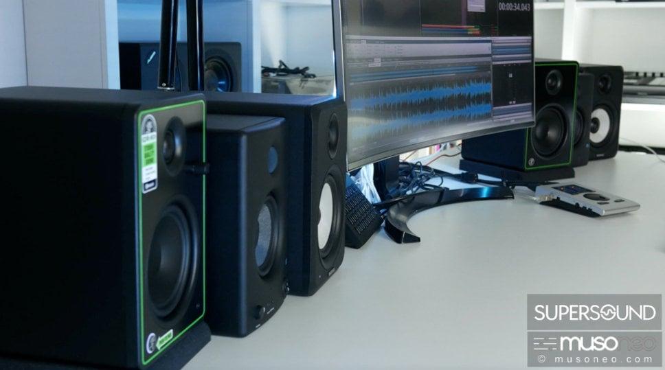 MIDIPLUS MI5 w zestawieniu najlepszych monitorów bluetooth do 1 tys zł!