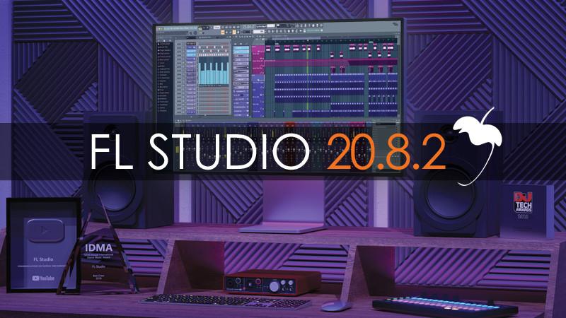 FL STUDIO 20.8.2 już jest!